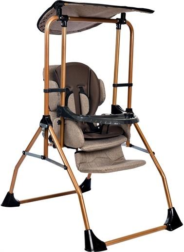 Baby Home Baby Home 850 Cup Mama Sandalyesi Salıncak Bebek Çocuk Salıncağı Kahve